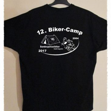 Camp-Shirt 2017 nur auf Bestellung