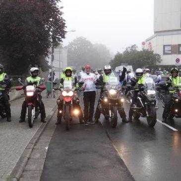 BiB Sankt Augustin unterstützten Charity-Tour zugunsten DKMS